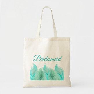 Tote Bag L'aquarelle fait varier le pas du mariage de
