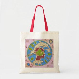 Tote Bag Vegan world