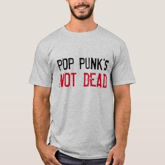 """Tote"""" T - Shirt """"des Pop-Punks der nicht"""