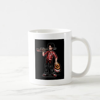 Tote Wut-Waren Kaffeetasse