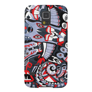 Totem-Turbulenz Samsung S5 Cover
