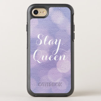 Töten Sie, Königin OtterBox Symmetry iPhone 7 Hülle