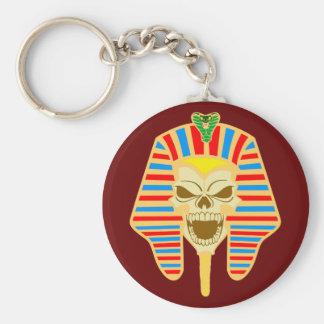 Totenkopf Schädel Ägypten skull egypt Schlüsselanhänger
