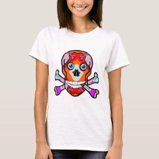 Totenköpfe von Ernährt Meli .png ,(3) T-Shirt