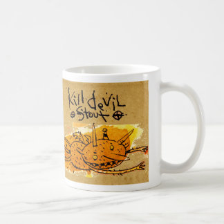 Tötungs-Teufel-Stout Kaffeetasse