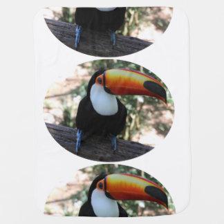 Toucan Baby-Decke