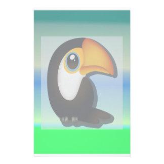 Toucan Briefpapier