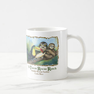 Toucan Rettungs-Ranch-Tasse Kaffeetasse