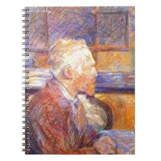 Toulouse-Lautrec - Van Gogh Notizbücher