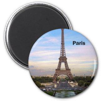 Tour Eiffel de la France Paris (par St.K) Aimant Pour Réfrigérateur