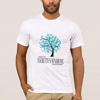 Tourettes Syndrom-Baum T-Shirt
