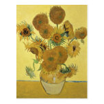 Tournesols de Vincent van Gogh |, 1888 Carte Postale
