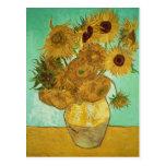 Tournesols de Vincent van Gogh |, 1888 Cartes Postales
