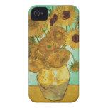 Tournesols de Vincent van Gogh |, 1888 Coque iPhone 4
