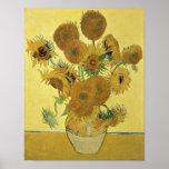 Tournesols de Vincent van Gogh |, 1888 Poster