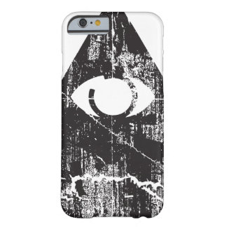 Tout l'oeil voyant coque iPhone 6 barely there
