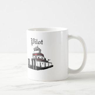 Towboat-Pilot Kaffeetasse