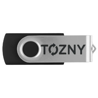 Tozny Daumen-Antrieb Swivel USB Stick 2.0