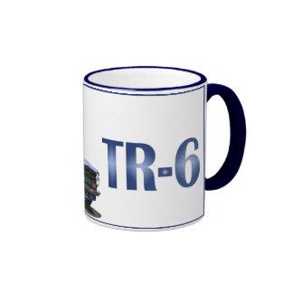 TR6 bleu Tasses