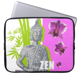 Tragbare kleine Tasche aus Neopren Rechner ZEN