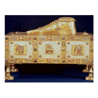 Tragbarer Altar von St Andrew 2 Postkarte