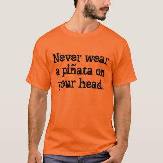 Tragen Sie nie T-Shirt
