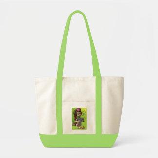 Tragetasche Einkaufstasche Bag Tasche Elfe Lola