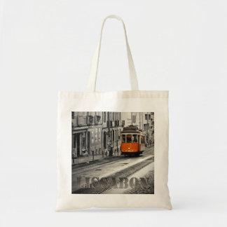 Tragetasche Einkauftasche - Lissabon Linie 28