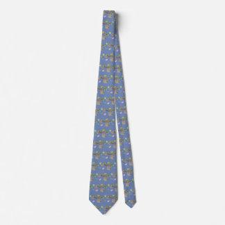 Trägheiten Reichlich-Schiefer Blau-Krawatte Krawatten