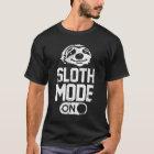 Trägheits-Modus an T-Shirt