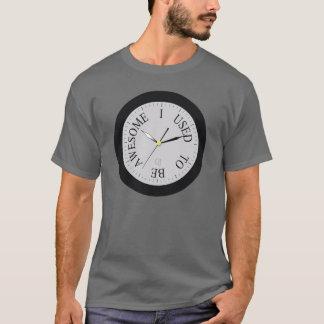 Tragödie des Zeit-T - Shirt