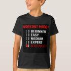 Trainings-Modus: Beastmaster T-Shirt