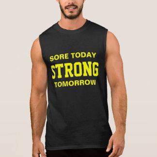 Trainings-Motivation Ärmelloses Shirt