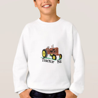 Traktor-Kind Sweatshirt