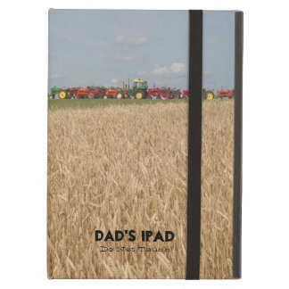Traktoren und Weizen-Feld-kundengerechte