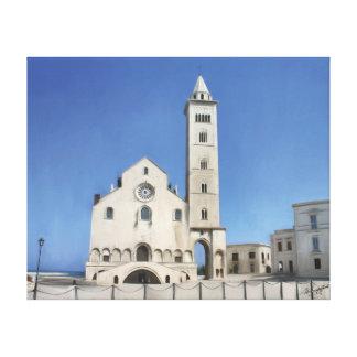 Trani Kathedrale Leinwanddruck