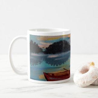 Tranquility-Kaffee-Tasse Kaffeetasse