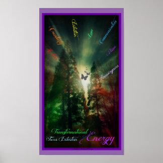 Transformationsenergie Poster