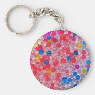 transparente Wasserbälle Schlüsselanhänger