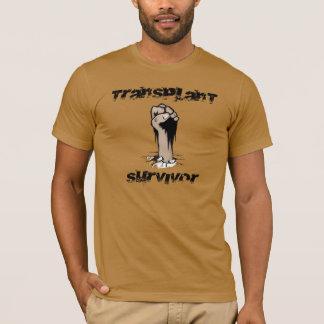 Transplantations-Überlebender - Schmutzart T-Shirt