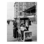 Transport de promenade : 1905 cartes postales