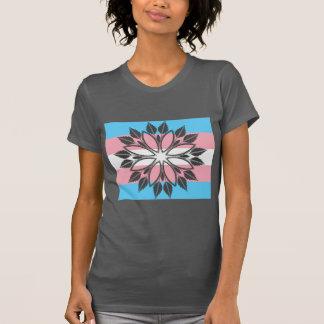 Transport-Gleichheits-Blüte T-Shirt