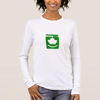 Transport Kanada Langärmeliges T-Shirt