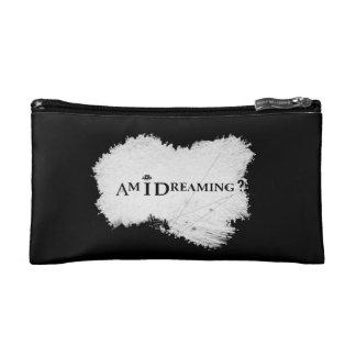 Träume ich? Kosmetisches Taschen-Schwarzes Makeup-Tasche