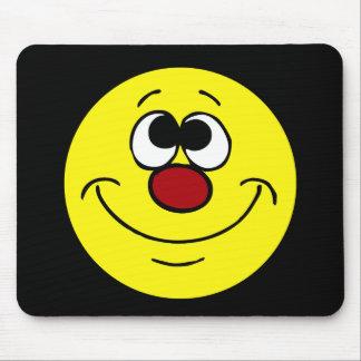 Träumer-Smiley Grumpey Mauspads