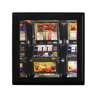 Traummaschinen - glückliche Spielautomaten Schmuckschachtel