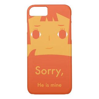 Traurig, ist er meiner iPhone 8/7 hülle