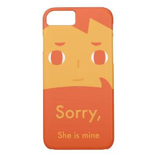 Traurig, ist sie meine iPhone 8/7 hülle