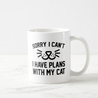 Traurig kann ich nicht kaffeetasse