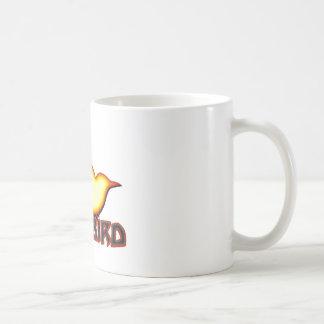 Trauriger Vogel Kaffeetasse